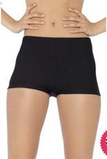 Smiffys Black Hot Pants