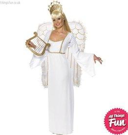 Smiffys Deluxe Angel Costume