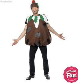 Smiffys Christmas Pudding Costume