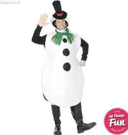 Smiffys Snowman Costume