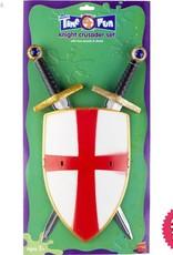 Smiffys Child's Knight Crusader Set