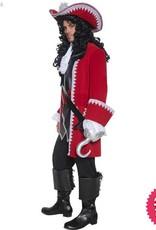 Smiffys Authentic Pirate Captain Costume
