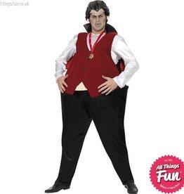 Smiffys *DISC* Vampire Costume One Size