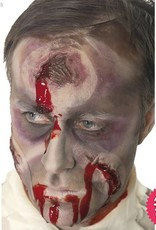 Smiffys *DISC* A Hole in the Head Scar, Bullet Wound