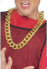 Smiffys Chunky Gold Necklace