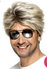Smiffys 80's Blonde Street Wig