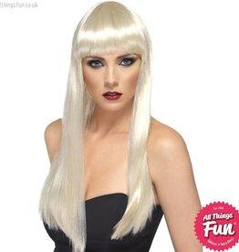 Smiffys Blonde Beauty Wig