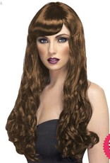 Smiffys Brown Desire Wig