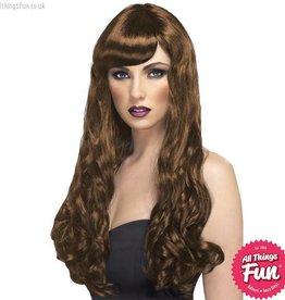 Smiffys Brown Desire Wig