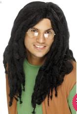 Smiffys Black Dreadlock Wig