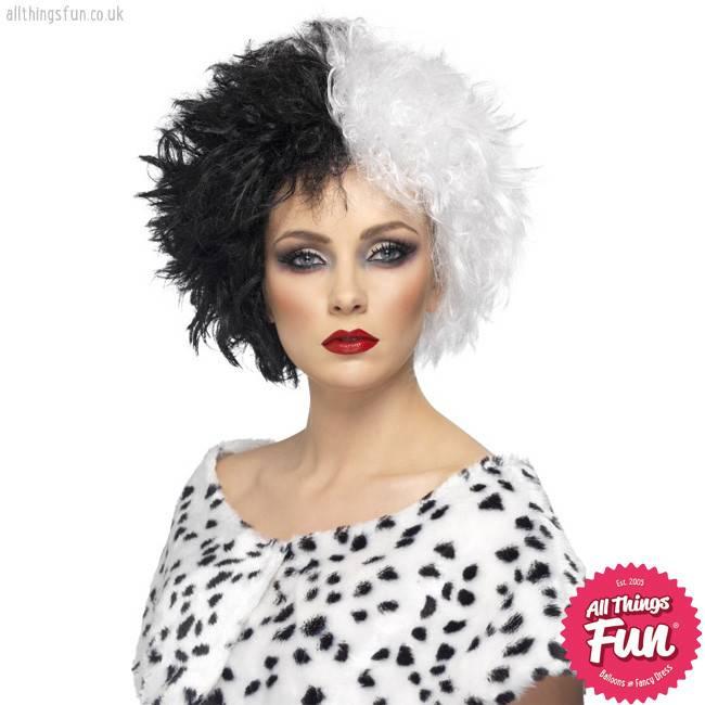 Smiffys Evil Madame Wig