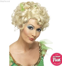 Smiffys *DISC* Blonde Fairy Wig