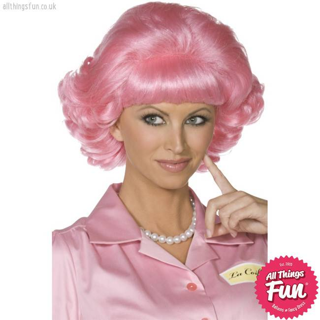 Smiffys Grease Frenchy Wig