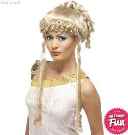 Smiffys *DISC* Blonde Greek Goddess Wig