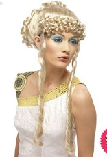 Smiffys *DISC* Blonde Greek Goddess Wig