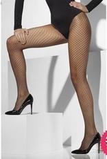 Smiffys Black Lattice Net Tights
