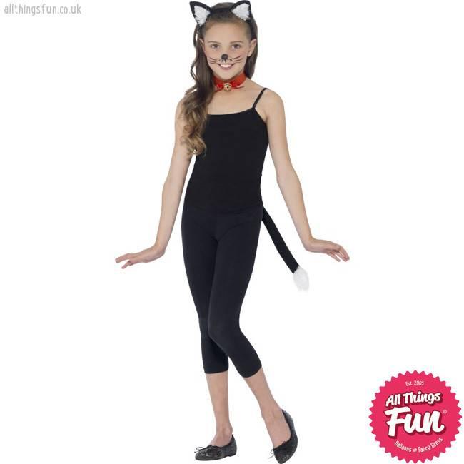 Smiffys Childs Cat Kit