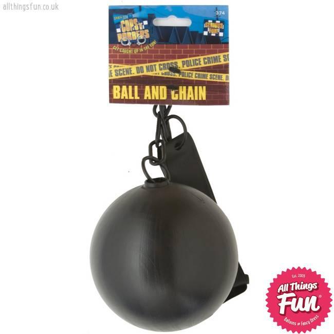 Smiffys Ball and Chain