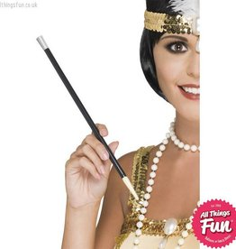 Smiffys 20's Style Black Cigarette Holder