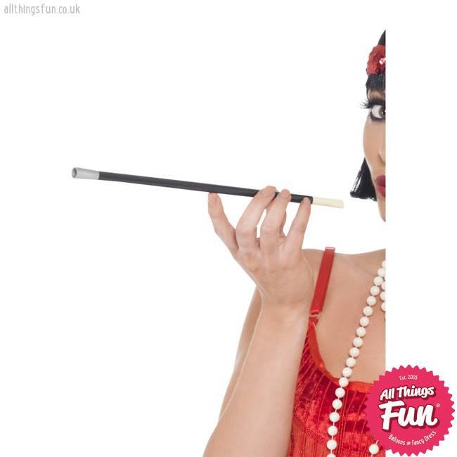 Smiffys 20's Style Black Cigarette Holder