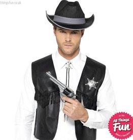 Smiffys Deluxe Nevada Style Pistol