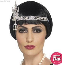 Smiffys Flapper Jewel Headband