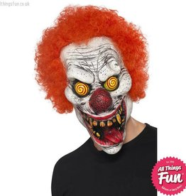 Smiffys Twisted Clown Mask