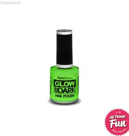 PaintGlow Glow in the Dark Green Nail Polish