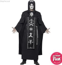 Smiffys Dark Arts Ritual Costume