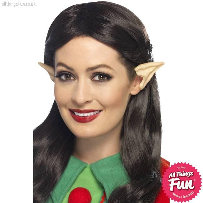 Smiffys Elf Ear Tips
