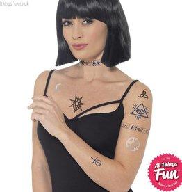 Smiffys *SP* Occult Tattoo Transfers