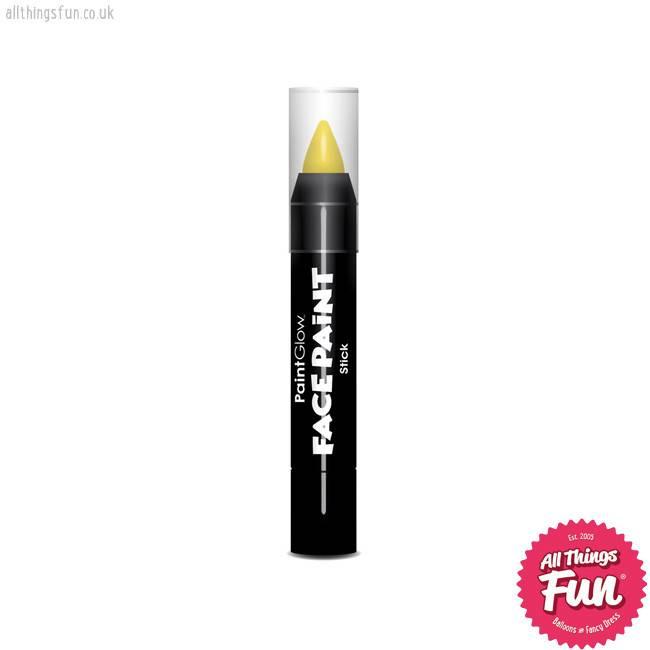PaintGlow Paintglow Yellow Face Paint Stick