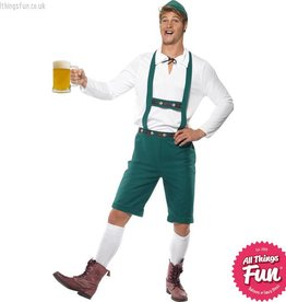 Smiffys Oktoberfest Costume