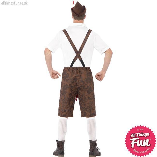 Smiffys Brad Wurst Costume