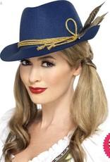 Smiffys Authentic Bavarian Oktoberfest Hat