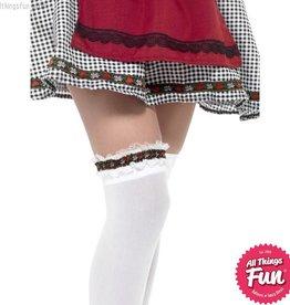 Smiffys Bavarian Red Leg Garter