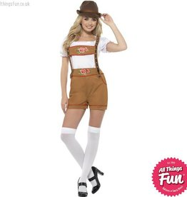 Smiffys Sexy Bavarian Beer Girl Costume