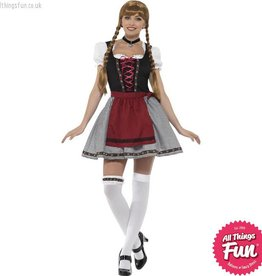 Smiffys Flirty Fraulein Bavarian Costume