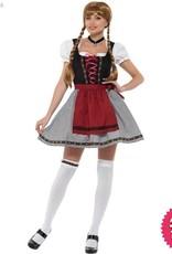Smiffys Flirty Fraulein Bavarian Costume