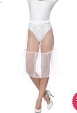 Smiffys Bavarian White Dirndl Petticoat