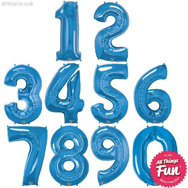 Big Number Pair (Any Age)