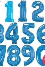 Birthday Blue Pedestal (Ages 1 to 9)