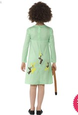 Smiffys Roald Dahl Mrs Twit Costume