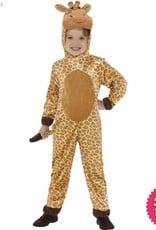 Smiffys Child's Giraffe Costume