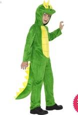 Smiffys Deluxe Child's Crocodile Costume