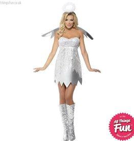 Smiffys Fever Angel Shimmer