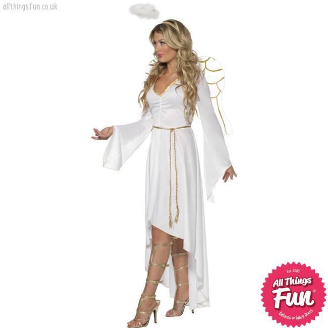 Smiffys Adult Angel Costume
