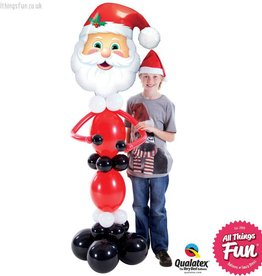 All Things Fun Santa Party Friend