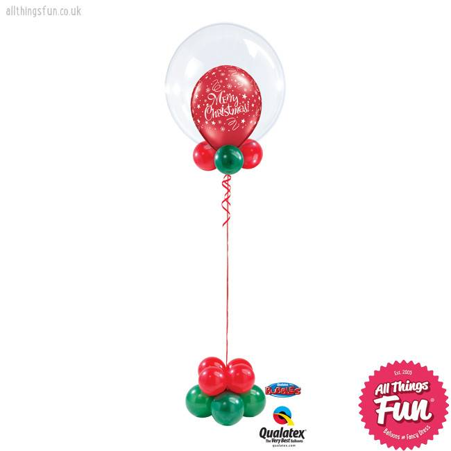 All Things Fun Christmas Celebration Double Bubble Design