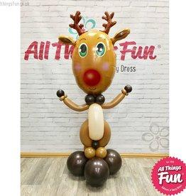 All Things Fun Package Rudy the Reindeer - Flexi Friend